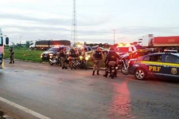 Encerram-se os bloqueios em Mato Grosso