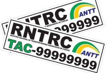 ANTT prorroga prazo de validade do RNTRC