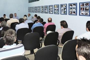 ATUAÇÃO SINDICAL: Transportadores dialogam com Rota do Oeste sobre pedágios