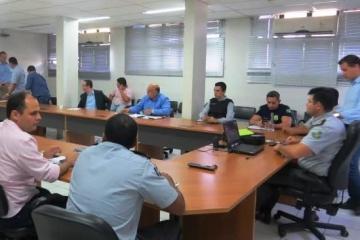 Segurança: GGI realiza nova reunião de trabalho