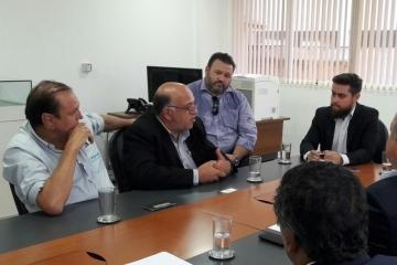 Sindmat propõe parceria com MPT