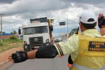 Veículos pesados: Motoristas começam a ser multados