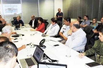Compartilhamento de dados é tema de reunião do GGI