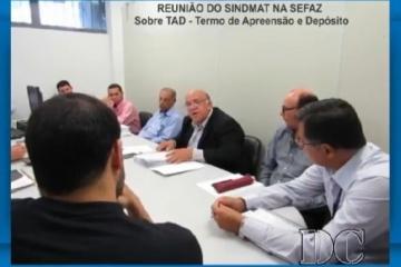 Reunião com Secretaria de Fazenda debate aplicação de TAD