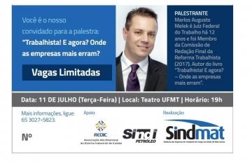 Diálogos Sindmat - Participe!