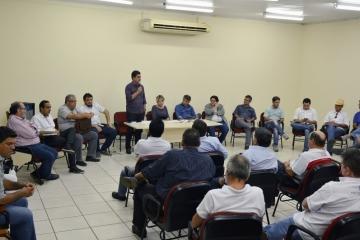 Prefeito de Cuiabá promete ações para o Distrito Industrial