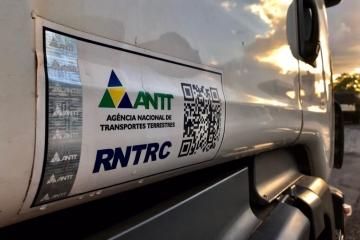 ANTT altera cronograma de instalação de TAG eletrônica