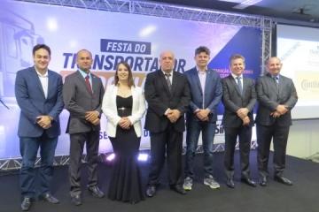 Festa do Transportador Rodoviário de Cargas de MT 2017