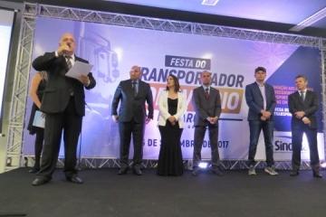 Festa do Transportador Rodoviário de Mato Grosso 2017 (vídeo)