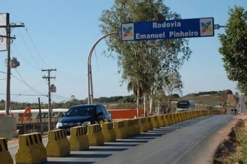 Justiça proíbe tráfego de veículos pesados entre Cuiabá e Chapada