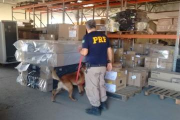 Sindmat propõe parceria com a PRF/MT para coibir tráfico de drogas