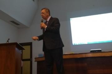 SINDMAT promove seminário sobre a reforma trabalhista