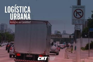Estudo revela dificuldades do transporte de cargas em centros urbanos