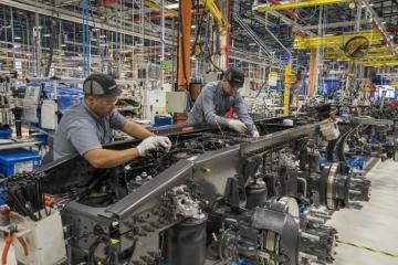 Produção de caminhões cresce 55,1% e impulsiona vendas de consórcio no primeiro trimestre