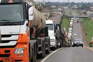Entidades orientam setor de transporte a cumprir tabele do frete mínimo