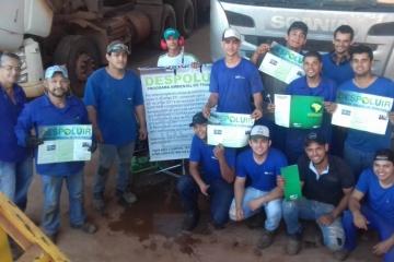 Sindmat oferece Avaliação Veicular Ambiental gratuita a transportadoras