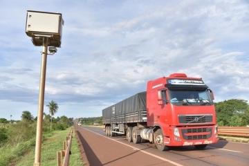 12 radares instalados começaram a multar em Mato Grosso
