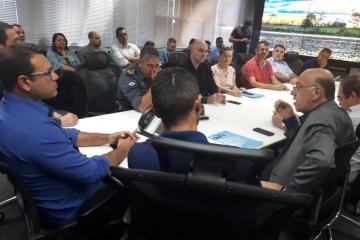 Empresários e trabalhadores do transporte voltam a cobrar do governo ações efetivas contra roubo de