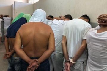Veja imagens da prisão de quadrilha especializada em roubo de cargas em MT