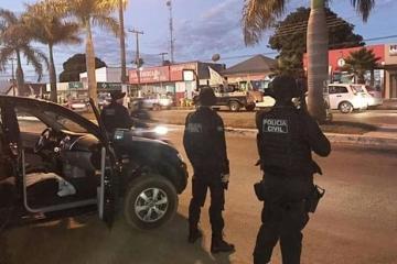 OPERAÇÃO RED MONEY: Polícia Civil cumpre 94 mandados de prisão e sequestra bens de facção criminosa