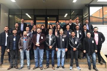 COMJOVEM de Belo Horizonte visita a Vipal