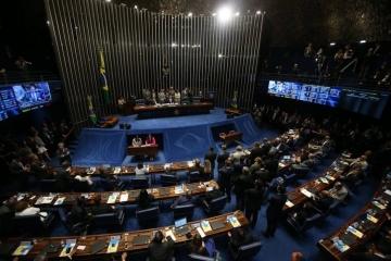 Senado aprova MPs negociadas para encerrar greve dos caminhoneiros