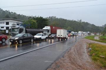 DNIT pede mais recursos para rodovias federais em Santa Catarina