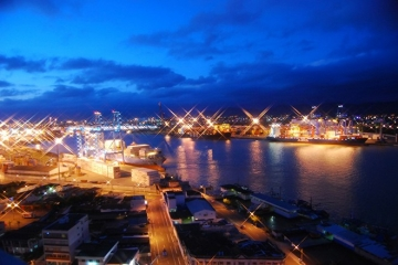 Movimentação portuária cresce 8,5% em 2017