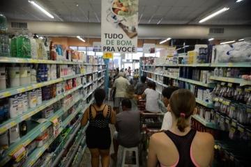 Inflação recua em quatro das sete capitais pesquisadas pela FGV