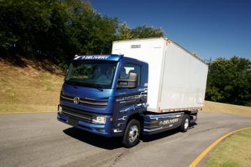 Ambev negocia a maior compra de caminhões elétricos do mundo no Brasil: 1.600 VW e-Delivery