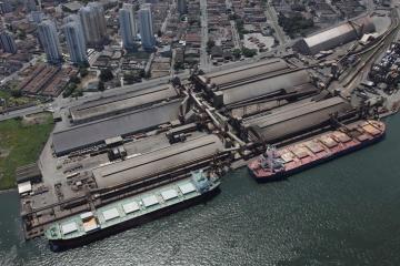 Santos lidera perda de verbas orçamentárias entre os portos