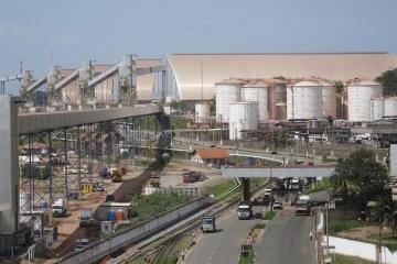 Terminal de Grãos do Maranhão anuncia investimentos para segunda fase