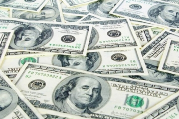 Dólar volta a superar barreira dos R$ 4,10
