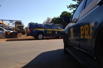Operação mira grupo suspeito de roubar R$ 40 mi em cargas