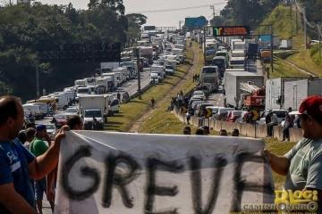 União dos Caminhoneiros convoca nova greve de caminhoneiros para dia 09/09