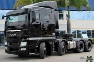 MAN apresenta TGX blindado para transporte de valores