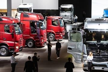 Vendas de caminhões devem crescer, mas cenário político gera incertezas