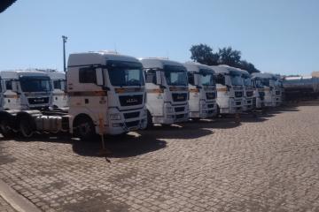 Setor de transporte contrata mais em 2018