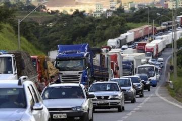 Transporte cresce 2,3% até setembro; recuperação ainda é lenta