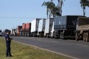 Transporte deve fechar ano com alta de 2% no volume de serviços