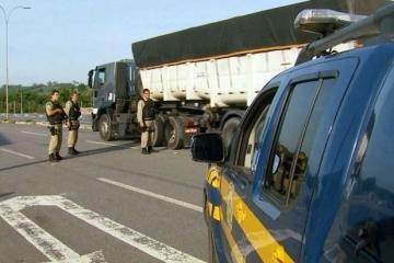 Sancionada a Lei que fortalece o combate ao roubo de carga