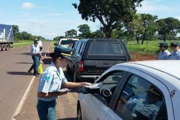 Polícia inicia operação para fiscalizar veículos de carga em rodovias