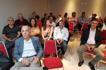 Sindmat participa das discussões sobre o GNL em Mato Grosso