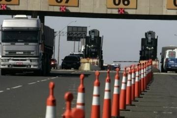 Rodovias registram queda recorde de tráfego