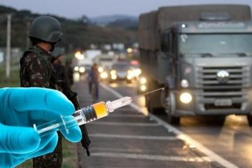 Trabalhadores do transporte têm até 30 de junho para se vacinarem contra a gripe