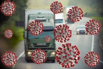 Quase 2 mil caminhoneiros contaminados com Coronavírus aparecem nos testes do Sest Senat