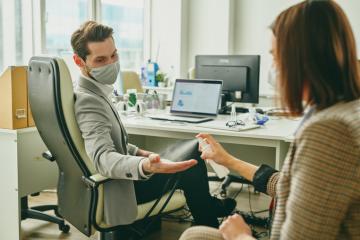 Portaria estabelece medidas preventivas no ambiente de trabalho