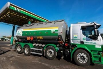 Petrobras aumentou preço do diesel em 8%