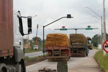 ANTT retoma pesagem de caminhões em rodovias federais