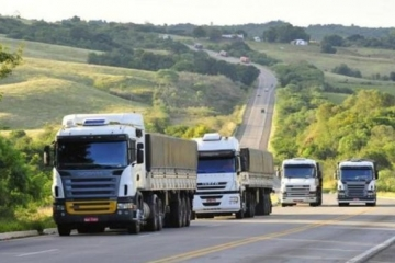IRU estima perdas globais no transporte rodoviário de cargas de 550 milhões de euros